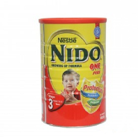 Nido Growing Up 3+ Tin