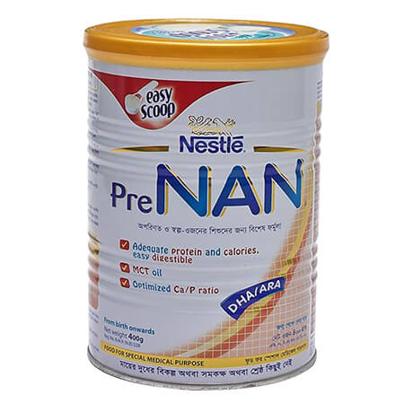 PRE NAN Preterm And Low Birth Weight Infant TIN
