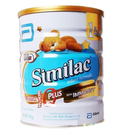 Similac Infant Formula 1 Tin ( 0-6 Months )