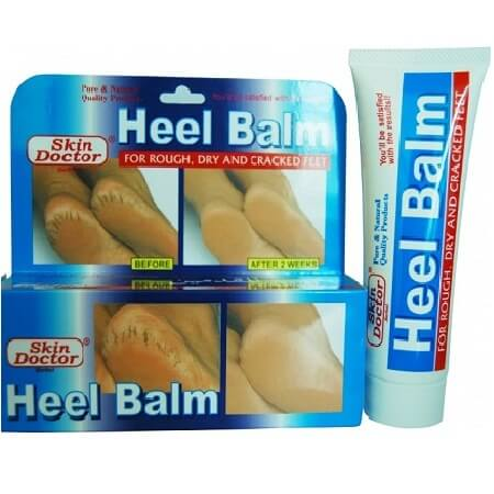 Skin Doctor Heel Balm ( Made in UK )
