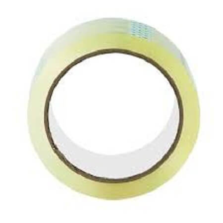Scotia Transparent Packaging 300 mtr Tape