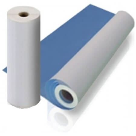 Poster Paper Blue