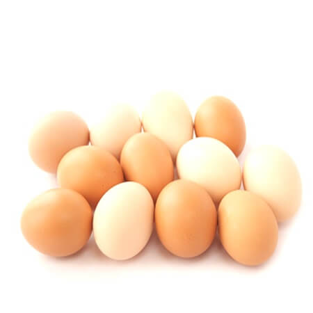 Organic Chicken Eggs (Deshi)