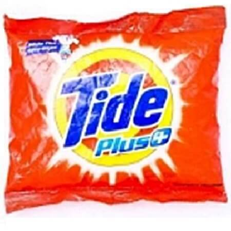 Tide Plus J & Rose Detergent Powder