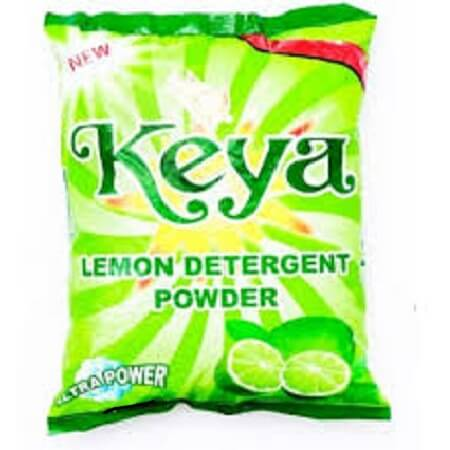 Keya Lemon Detergent Powder