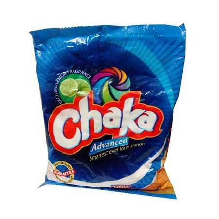 Chaka Advanced Lemon Washing Powder