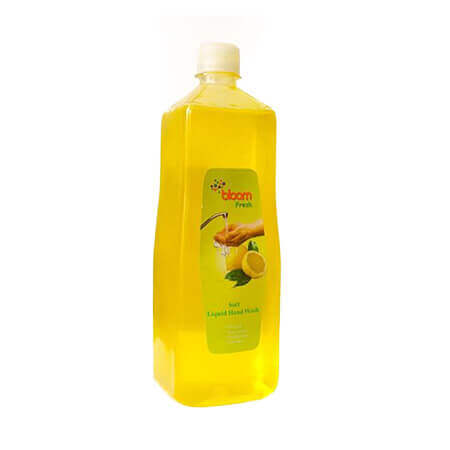 Bloom Lemon Fresh Soft Hand Wash  Refill