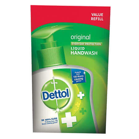 Dettol Original Liquid Hand Wash Refill