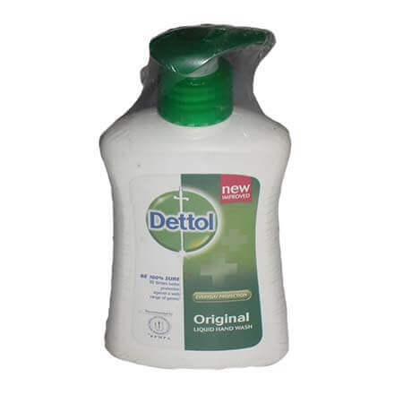 Dettol Original New Handwash Pump