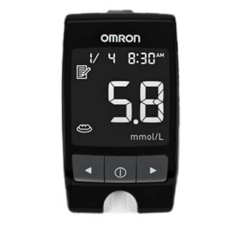 Omron Blood Glucose Monitoring System