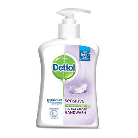 Dettol Sensitive Hand Wash Pump