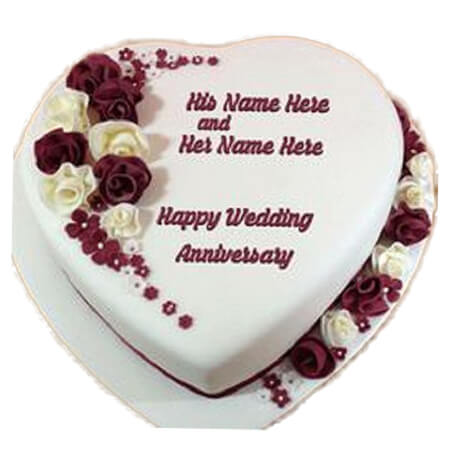 Wedding Love Cake